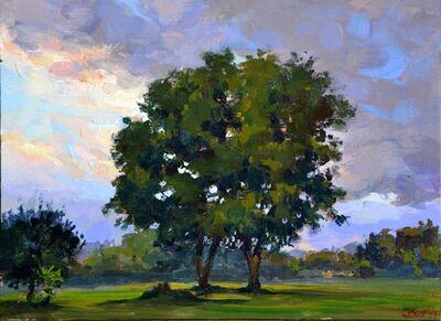 Janusz Szpyt, 'Chestnut trees', 2013