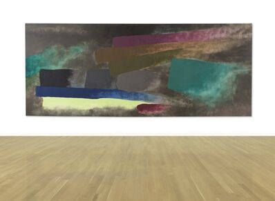 Friedel Dzubas, 'Foen', 1974