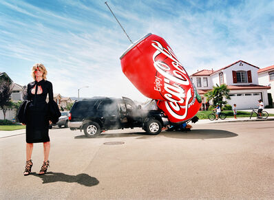 David LaChapelle, 'I Buy Big Car for Shopping', 2002