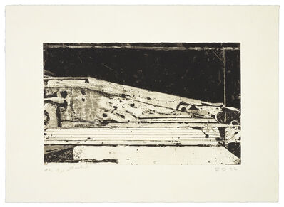 Richard Diebenkorn, 'Untitled #3', 1993