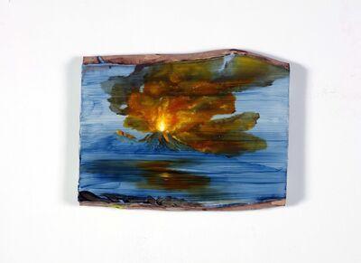 Ida Tursic & Wilfried Mille, 'Landscape and Vesuvio and fire', 2018