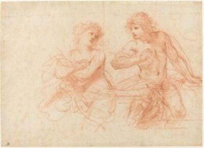 Guercino, 'Amnon and Tamar', 1649