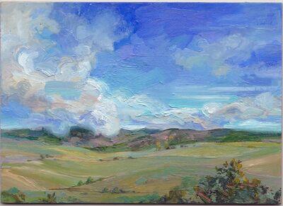 CHARIS J. CARMICHAEL BRAUN, 'Skyline - Midday', 2020