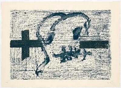 Antoni Tàpies, 'Llambrec-7', 1975