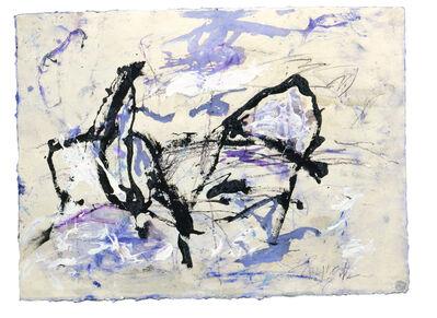 Emil Schumacher, 'GE-15/1997', 1997