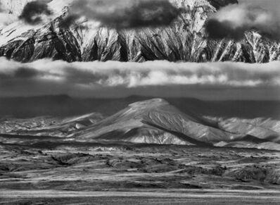 Sebastião Salgado, 'Tolbachik Volcano. In the background, the huge base of Kamen Volcano. Kamchatka. Russia.', 2006