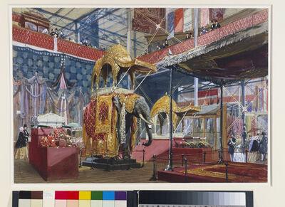 Joseph Nash, 'The Great Exhibition: India No. 4', ca. 1851