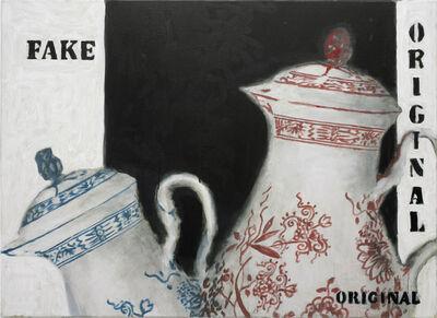 Heribert C. Ottersbach, 'Fake/Original', 2014