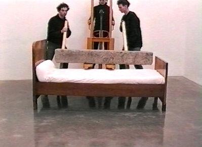 Jimmie Durham, 'Bed', 2000
