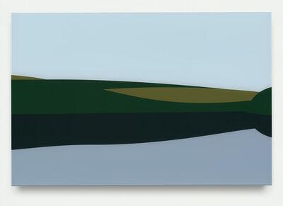 Julian Opie, 'River 3', 2017