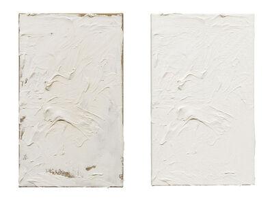 Michael Müller, 'Das Bild als Objekt, 2 part work', 2017