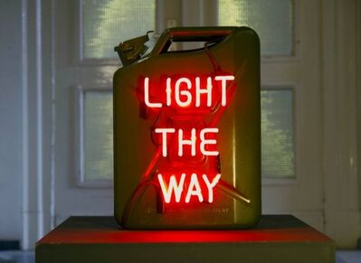 Olivia Steele, 'Light The Way', 2016