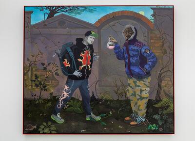 Mihut Boscu Kafchin, 'Political Alchemy', 2016
