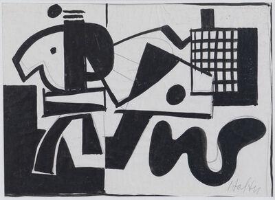 Carl Holty, 'Untitled', circa 1936