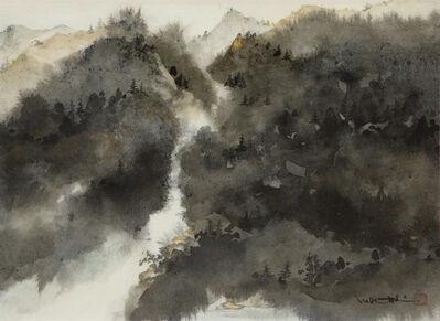Minol Araki, 'Misty Valley (MA-040)', ca. 1977
