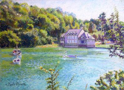Hugues Claude Pissarro, 'La Maison de vacances de Jean Guillemette (En Bretagne)', ca. 1999