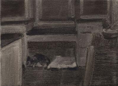 Patty Wickman, 'Nocturne (Zach Confined), 17 Feb 16', 2016