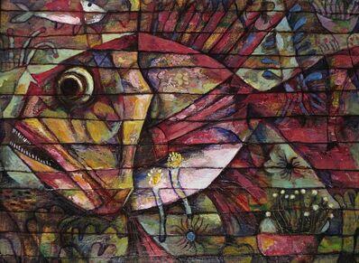 Wang Lan, 'Fish No. 5', 2013