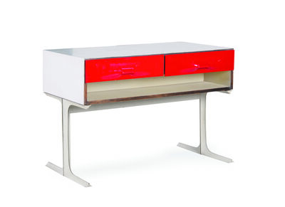 Raymond Loewy, 'Console in metachrylate, wood and cast iron aluminium', vers 1965