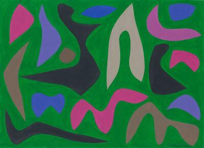 John Coburn, 'Early Spring', 1971