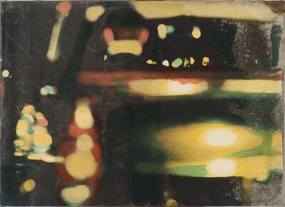 Mimmo Rotella, 'Traffico', 1965