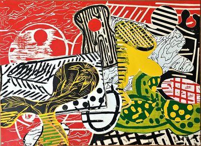 Judy Pfaff, 'Squash', 1985