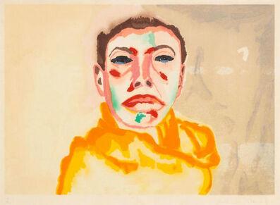 Francesco Clemente, 'I  (Met.pg., 50)', 1982