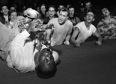 Bob Willoughby, 'BIG JAY MCNEELY', 1951