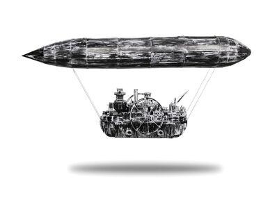 Sun Xun 孫遜, 'Airship', 2013