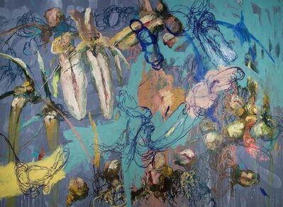 Angel Ricardo Ricardo Ríos, 'En lo azul esta profundo y es peligroso', 2019