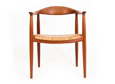 Hans J. Wegner, 'Hans J. Wegner the Chair Oak and Cane', ca. 1955