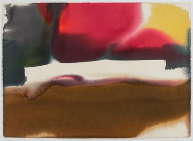 Paul Jenkins, 'Phenomema Tangier Ramparts', 1983