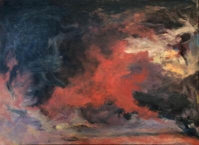 Jon Schueler, 'Storm', 1962