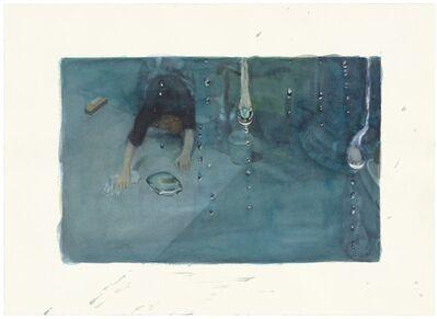 Karin Kneffel, 'Ohne Titel', 2012