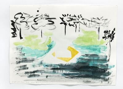 Simone Fattal, 'Projet pour Hyde Park', 2019