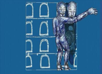 Hanura Hosea, 'The Building of Fearthers', 2014