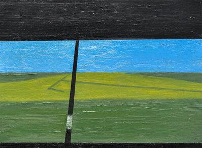 Francesca Reyes, 'Regional Rail Train Series 4 (Grass)', 2016