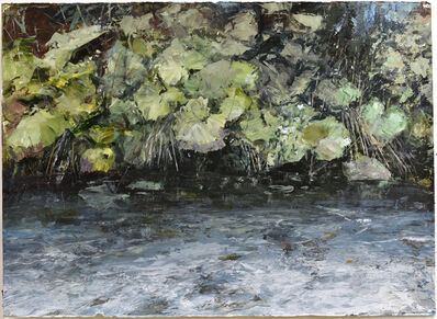 Donald Teskey, 'Riverbank I', 2019