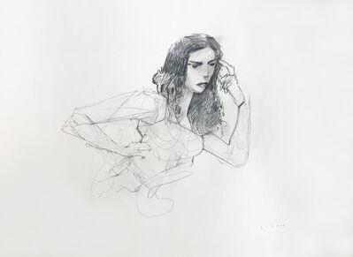 Anthony Lister, 'Girl 1', 2020