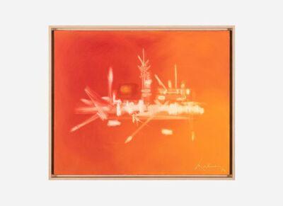 Georges Mathieu, 'Renoncement', 1976