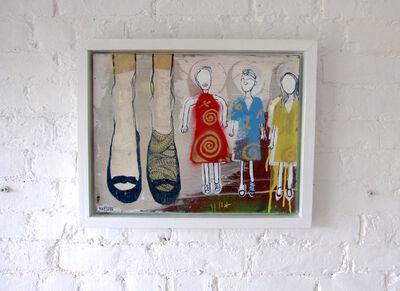 Adam Hemuss, 'Three Dresses', 2018