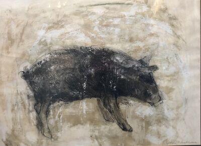 Carolyn Plochmann, 'Pig', 1980