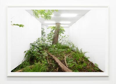 "Fabian Knecht, 'ISOLATION (52°33'44.1""N 14°03'12.8""E) II ', 2019"