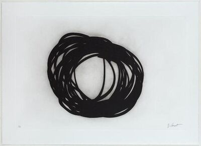 Bernar Venet, 'Grib 1', 2016