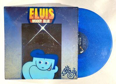 Moody, 'Elvis Moody Blue', 2014
