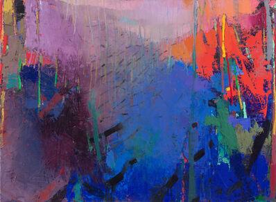 Brian Rutenberg, 'Willow in a Windstorm', 2017