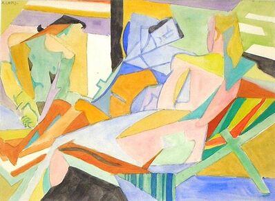 André Lhote, 'La Plage', 1957