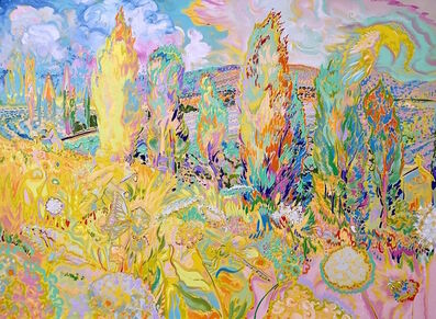 Dmitri Wright, 'Farnese Meadow', 2018