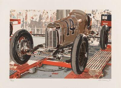 Ron Kleemann, 'Old Indy', 1980