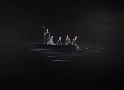 Carolina Raquel Antich, 'El bote de las chicas / The girl's boat ', 2020